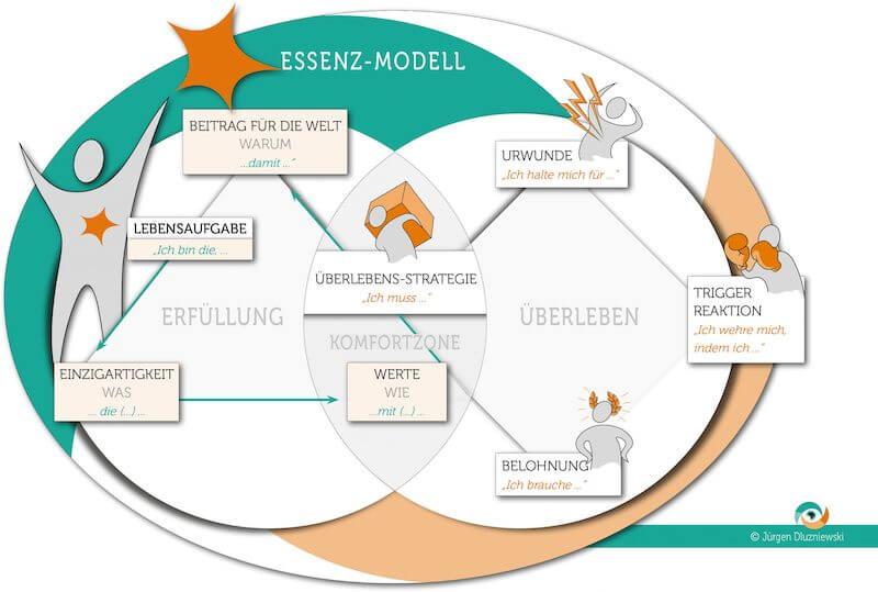 Das Essenz-Modell von Jürgen Dluzniewski